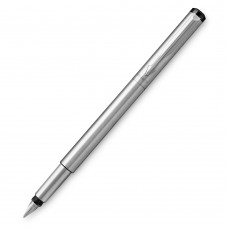 Перьевая ручка Parker Vector Standard F03, Stainless Steel CT (Перо F)/2025443